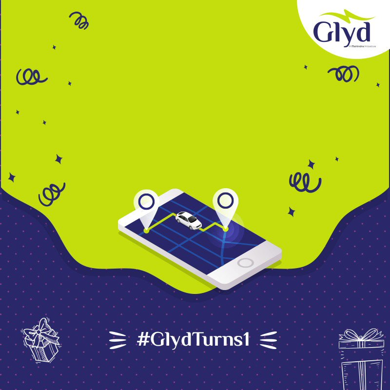 For our birthday, we have gifts for everyone who wants to Glyd! We are overjoyed to tell you that these are the routes we are present on! Tag your friends who travel on these routes and you can win free rides!  #GlydTurns1