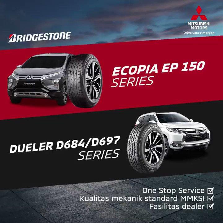 Layanan One Stop Service khusus pergantian ban Xpander dan Pajero Sport bisa kamu dapatkan di dealer resmi Mitsubishi Motors. Cek langsung di sini   #MitsubishiMotors