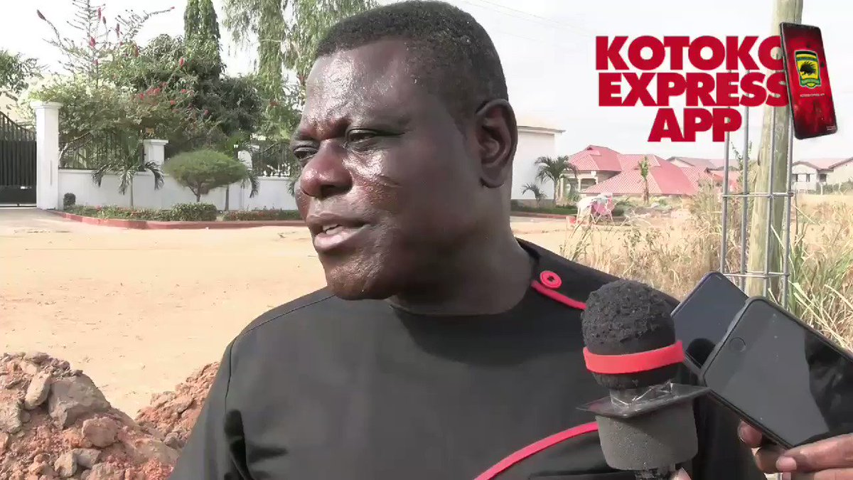 Executive Chairman, Dr. Kwame Kyei is on a mission and all must join the course 🤝  #AKSC #KOTBEC