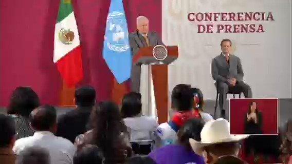 Image for the Tweet beginning: 🔴 Pide @lopezobrador_ informar del
