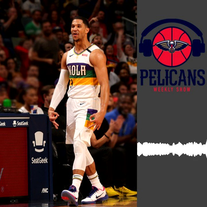 "Tune in to #Pelicans Weekly tonight at 5:30 on @ESPNRadioNOLA. @NTGraff sits down with @joshhart & we recap the @PelicansNBA 2-1 road trip.   I made sure to have Todd ask Josh about his favorite show ""The Office."""