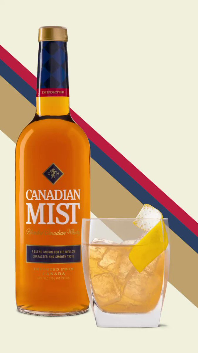 Here's a mule that's sweeter, mellower, with less bite—just like Canadians.  Add 1.5 oz Canadian Mist, .5 oz lemon juice, and ginger beer to an ice-filled rocks or Highball glass. Garnish with a lemon twist.   #canadianmule #nationalmuleday https://t.co/RB6boqoli6