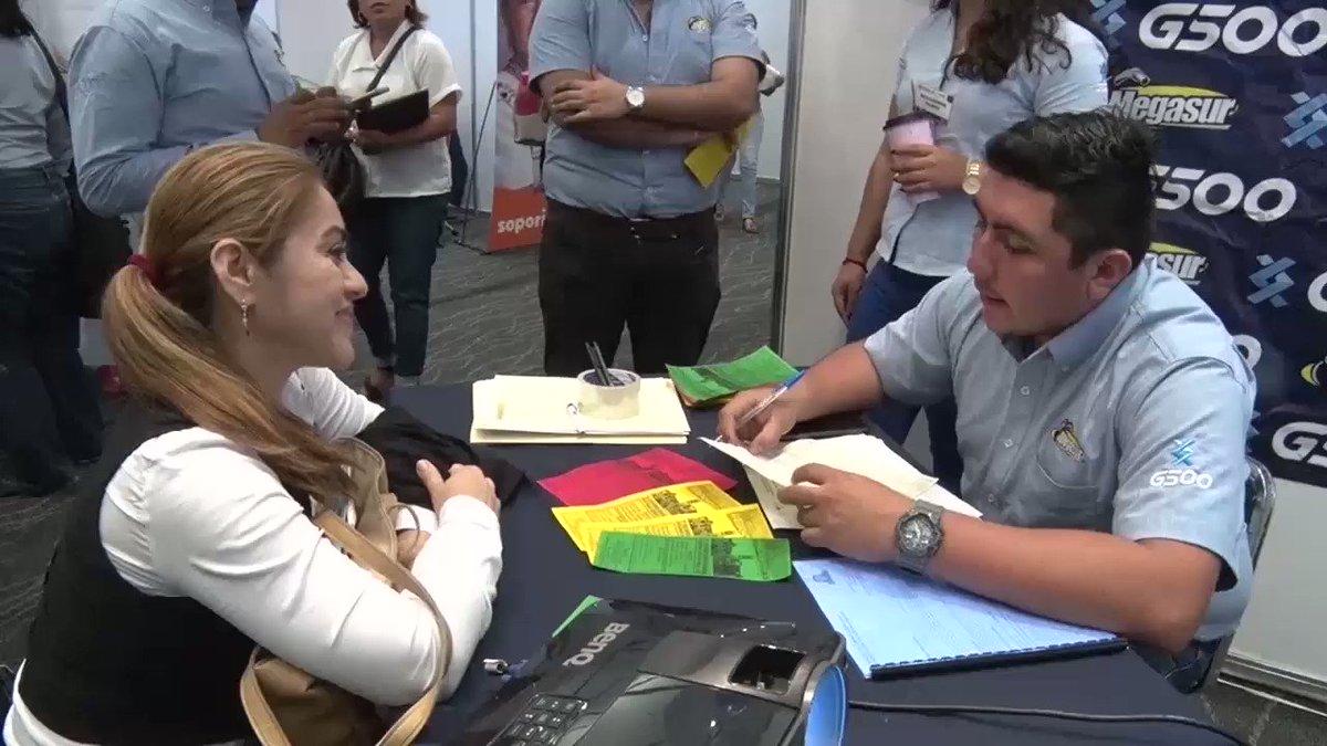 Segunda feria del empleo orientada a la mujer.#AbriendolaConversación. #TeleFórmula Yucatán.