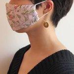 針も糸もいらない!ハンカチとゴムで作る、とっても簡単な手作りマスクをご紹介!
