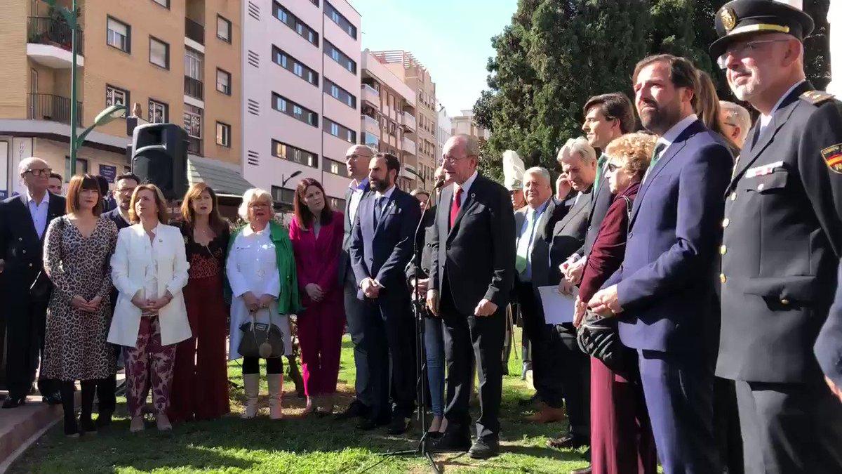 """Ayuntamiento de Málaga on Twitter: """"El alcalde ..."""
