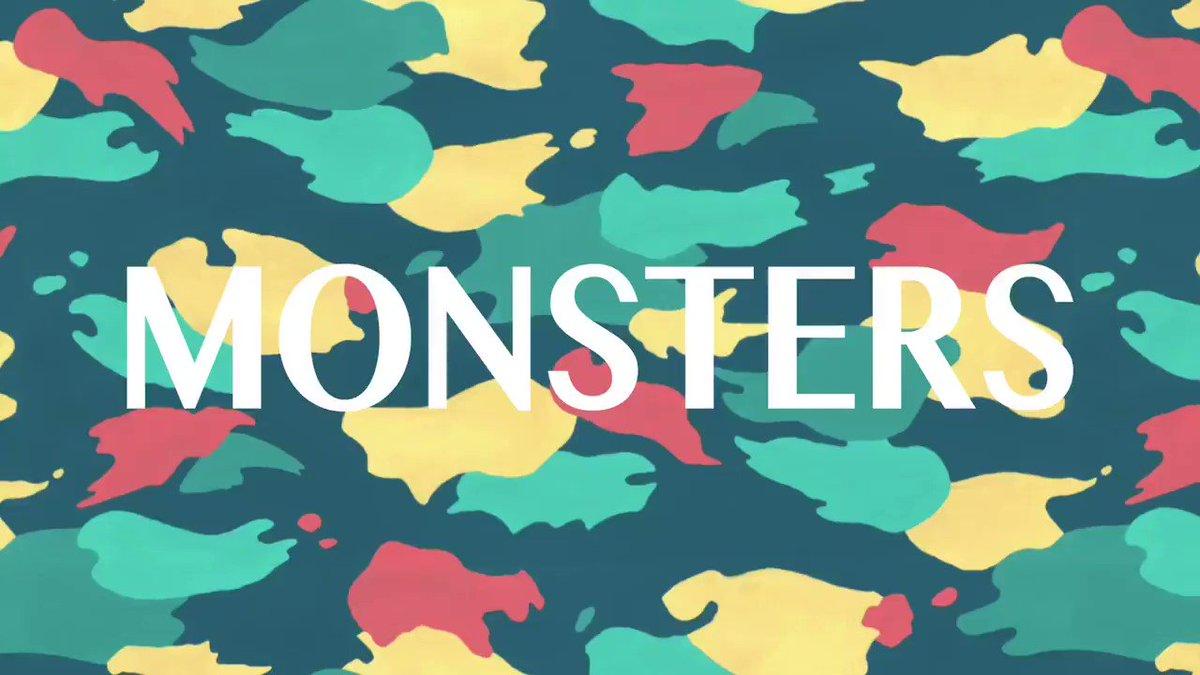 夏と彗星 - 1st EP MONSTERS2020/5/6 Release- City- 27th- 誰でもないモンスター他、全6曲収録/タワーレコード限定本日より予約開始です。特設サイト: