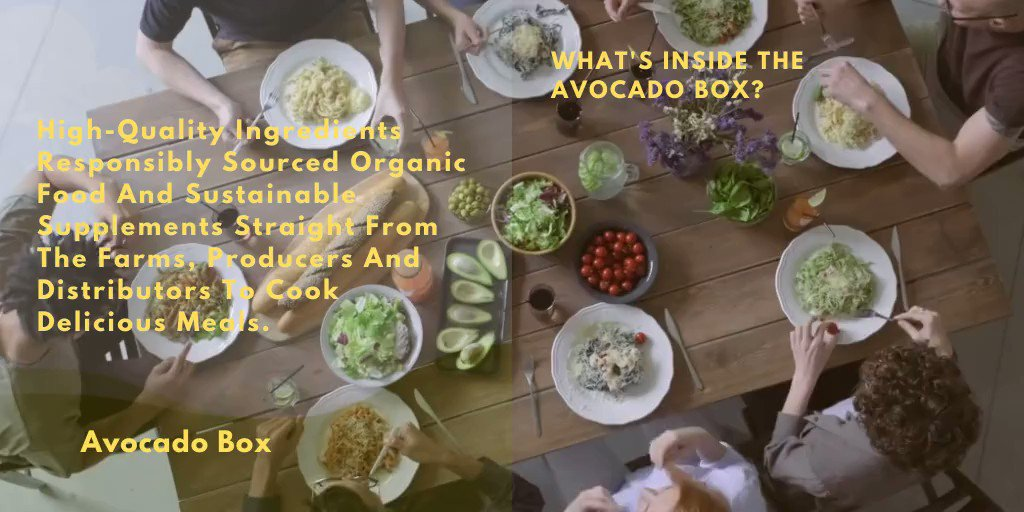 #Products Are #Free From Hydrogenated #Fats, #Preservatives, #Artificial Colors And #Flavors, Picked At The #Peak Of #Freshness And Individually #Packaged. @avocado_box #HealthyEating #healthychoices #HealthyLife #healthynation #HealthyBuildings2020