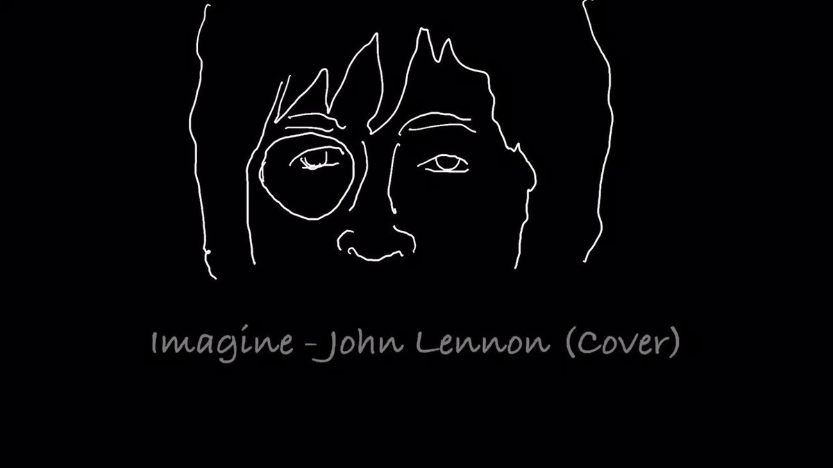 """Imagine - John Lennon (Cover)"" . . . #art #imagine #rocknroll #cover #music #beatles #sing #beatlesmania #abbeyroad #johnlennon #recording #ipadpro #garageband #rock #paulmcartney #pop #songoftheday #georgeharrison #ringostarr #wonder #help! #revolver #music #artistsoninstagram"