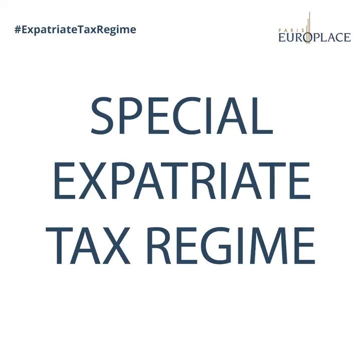#DidYouKnow 💡 In a context of #Brexit, 🇫🇷 is one of the most #attractive countries in #Europe: #expatriates can now benefit from a tax reduction on the carried interest they acquired abroad. #ExpatriateTaxRegime 🤝
