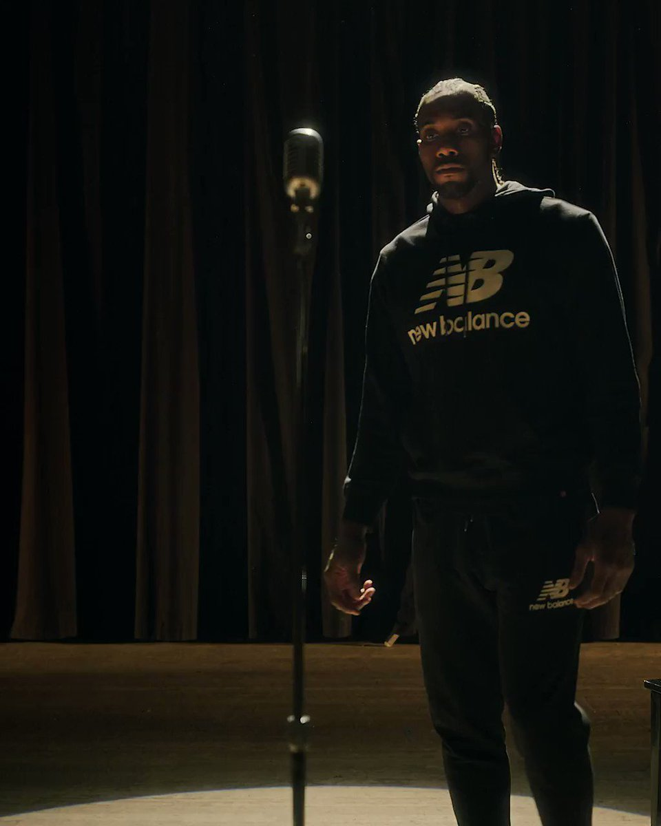 Check out Kawhi Leonard in the @NewBalanceHoops #WeGotNow campaign!