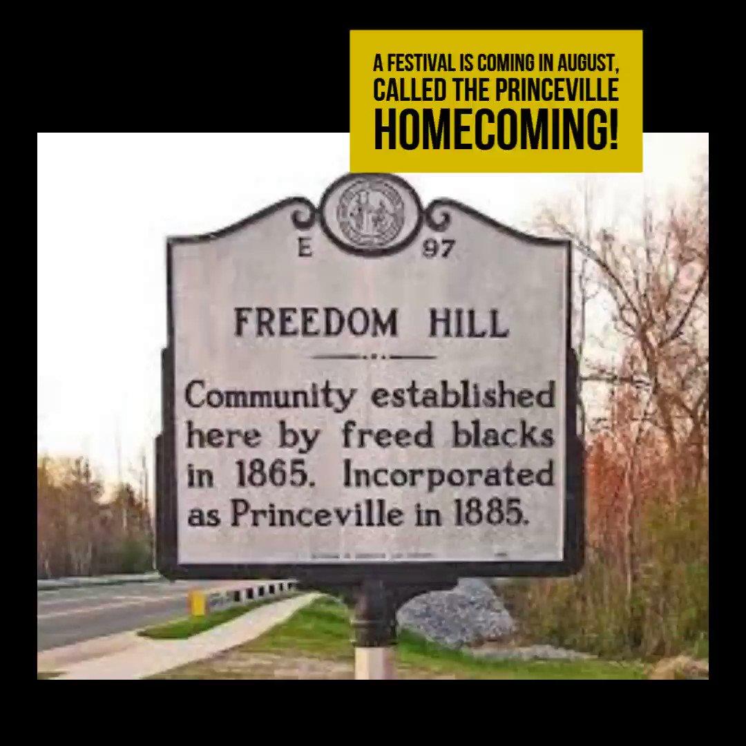 #BlackFriday #HistoryFacts #Princeville #NorthCarolina #FreedomHill #Homecoming #365Black #blackhistory #americanhistory #ourhistory #Black2020 #black #gold #blackflourapparel #blackflour #unbleached #pure #selfrising