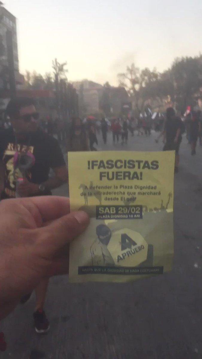 RT @SaulAcua13: Mañana ✊🏻🇨🇱 #ULTIMAHORA https://t.co/a1QlC8x7g6