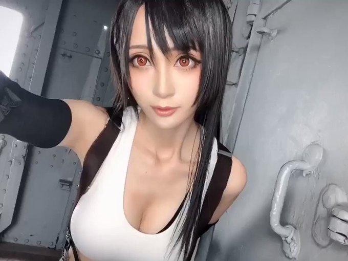 コスプレイヤーカモミールのTwitter動画10