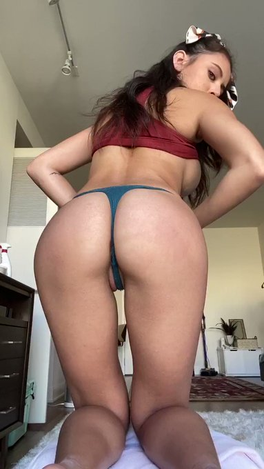 Sunday Bumday😋🍑 Go to https://t.co/KjYJgEefi4 to see this full video for freeee🧚🏻 https://t.co/sgv5U