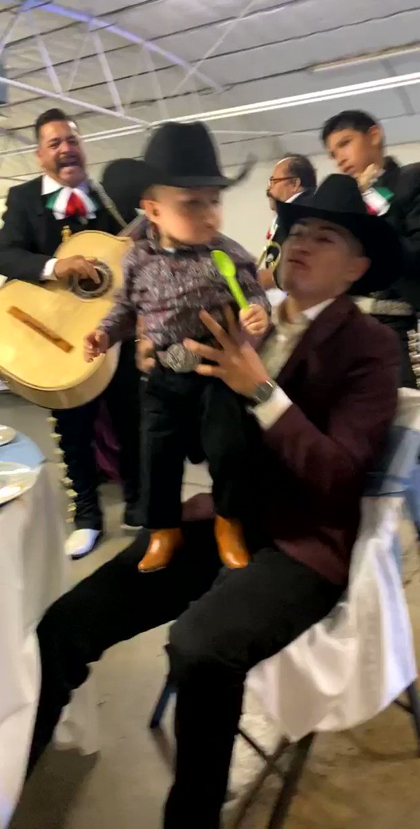 If I ever have kids I need a boy to dress up like a cowboy 🥺