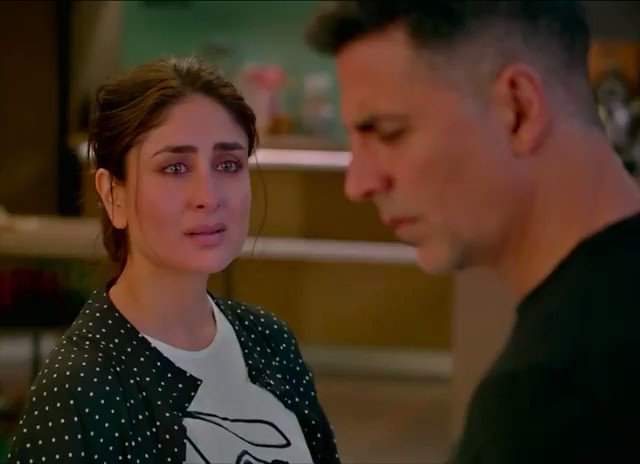 And finally #GoodNewwz Monologue crossed 1 MILLION VIEWS on twitter  Amazing performance by #KareenaKapoorKhan on such a beautiful topic !!! ❤️❤️❤️