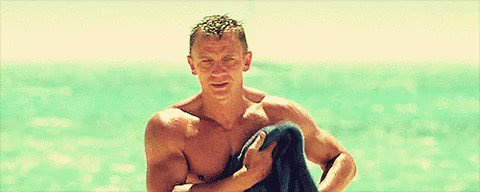 Happy Birthday Daniel Craig. We\re just going to leave this here.  (Bring on  !!)