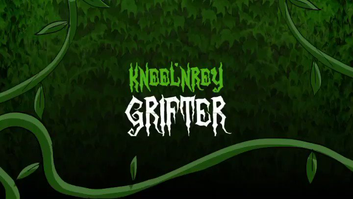 """Check out @kneelnrey's New video for """"Grifter"""""""