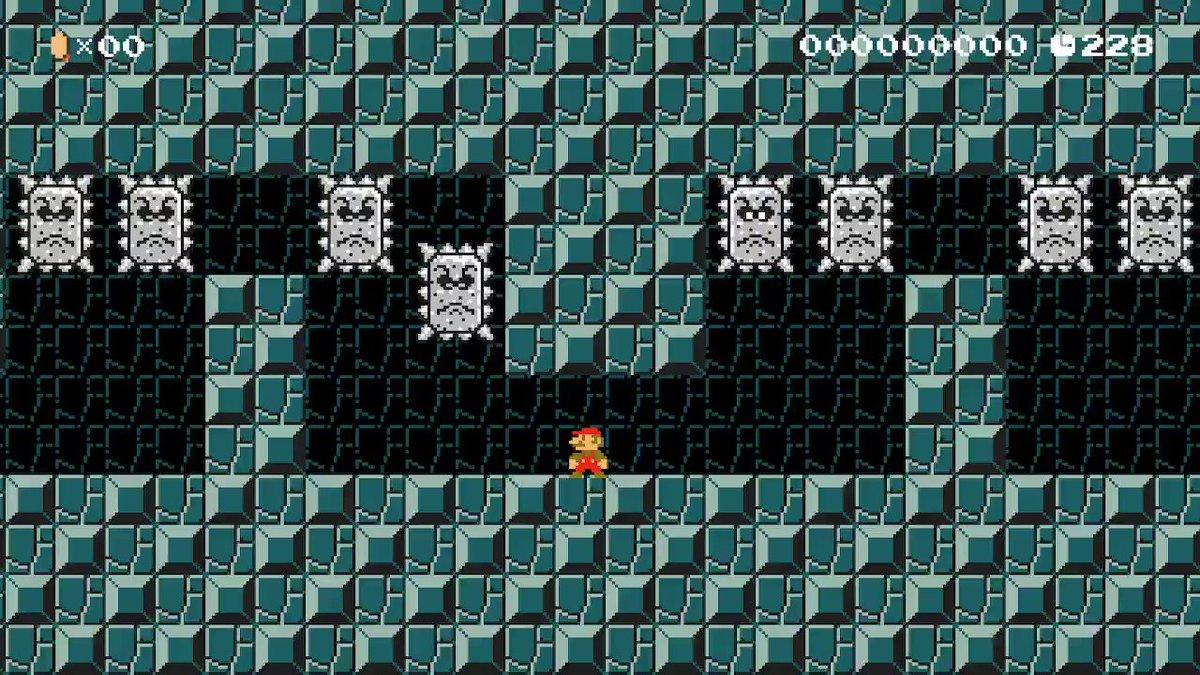 3rd time lucky! :-) @iiPK_ @JacobAndreasen4 #SuperMarioMaker2 #NintendoSwitch #SMM2