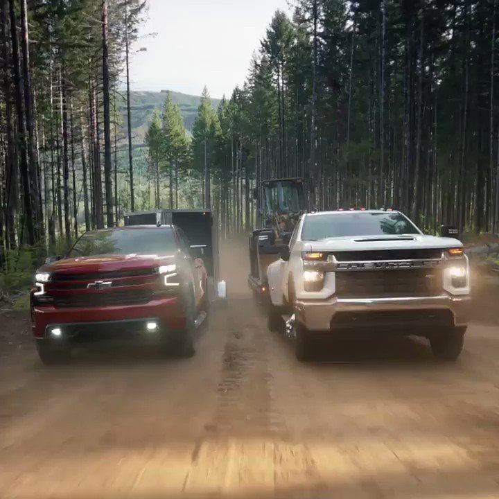With powerful engine options, towing may just become your new favorite sport.