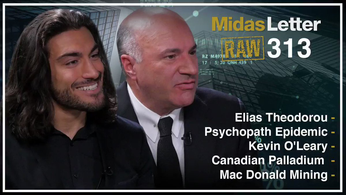 Image for the Tweet beginning: On today's Midas Letter Raw
