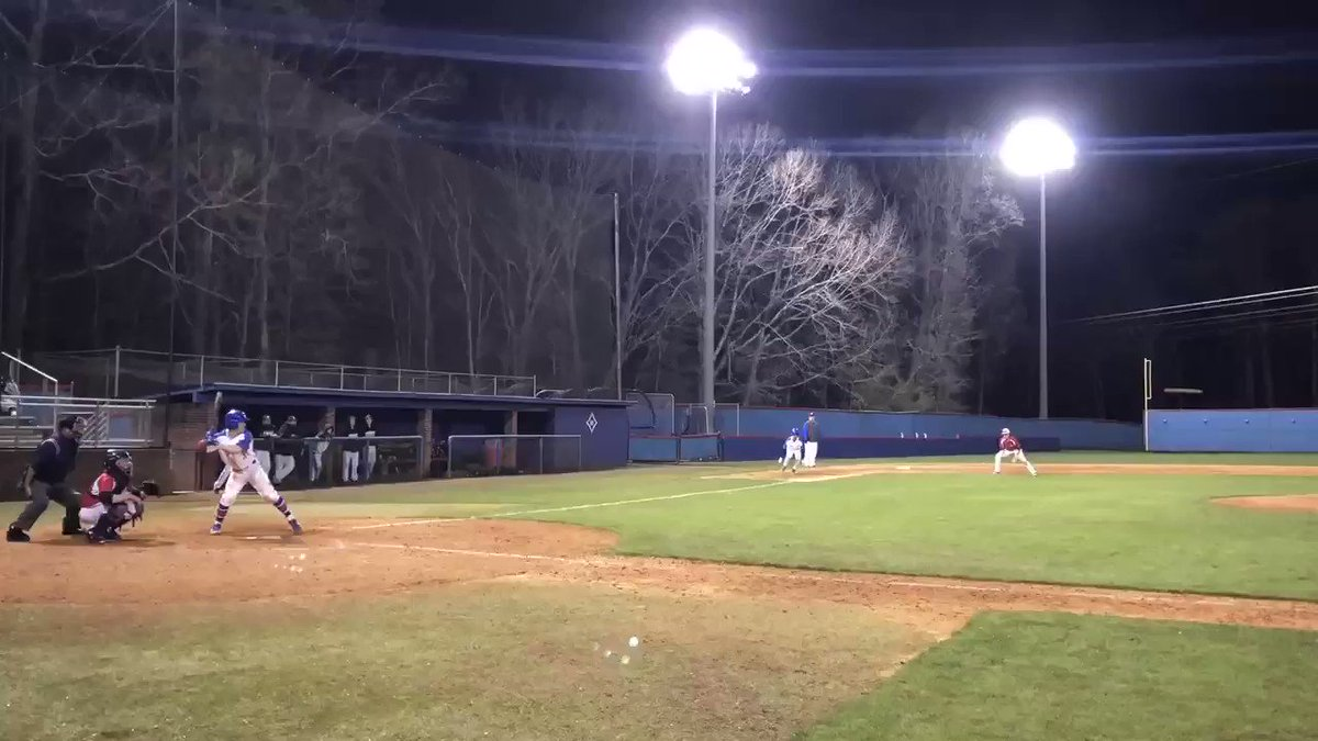 Walk off win in the 11th inning. Now on to game 2 of the double header. @Walton_Baseball
