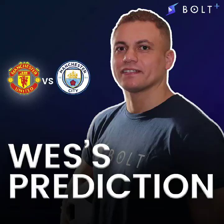 Need some advice with your Stake prediction for #ManchesterUnited v #ManchesterCity tomorrow?  Look no further than our global brand ambassador, @WesBrown24...  Download BOLT+ now:   Download Pegasus now:   #BOLT $BOLT #Stake