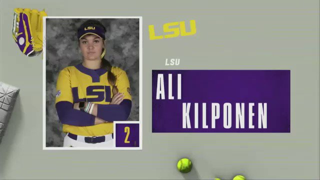 Sophomore @AliKilponen had a day in the circle with a career best 15 Ks! #TakeTheLead