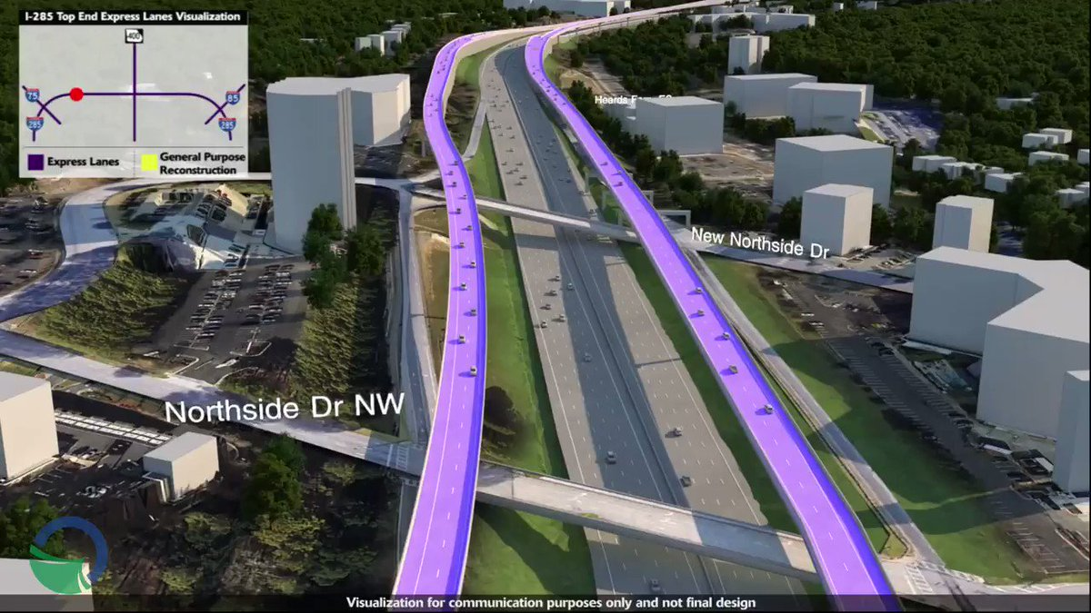 Image for the Tweet beginning: #DYK all new express lanes