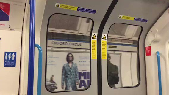 Tube scenes 🧐 Thanks for sharing Lucy!