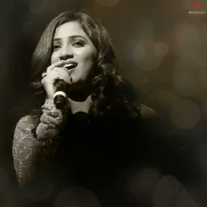 Heres wishing a melodious & soothing birthday to one of our finest singers, @shreyaghoshal!✨❤️ #HappyBirthdayShreyaGhoshal #ShreyaGhoshal #Ghoomar #Padmaavat