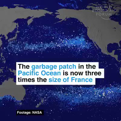 The #GarbagePatch in #Pacific ocean is now 3 times the size of #France.  #plasticpollution  #WasteManagement #plasticfree #zerowaste #sustainability #environment #ecofriendly #pollution #plasticfreeoceans  #beatplasticpollutionpic.twitter.com/xiZj8WKqIM