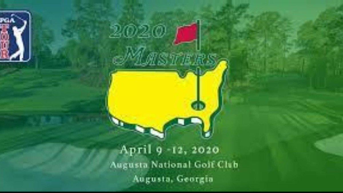 Reddit Golf Streams | 2020 Masters Tournament Live on Twitter ...