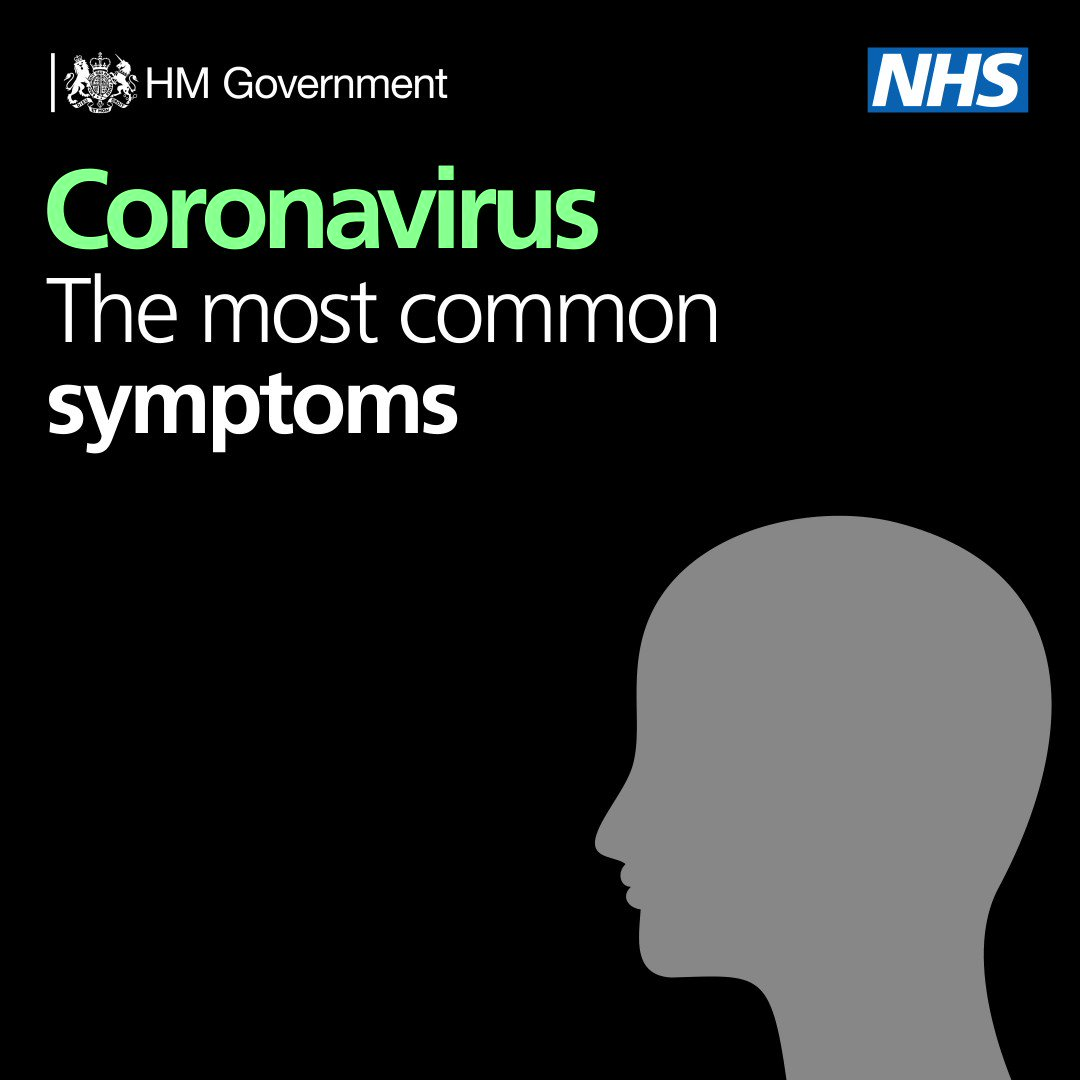There's a lot of misinformation doing the rounds about #coronavirus, so it's important you get your information from a trusted source. Visit nhs.uk/coronavirus to find out what the symptoms are, how to prevent the spread, and who should stay at home. #COVID19 🤒✋💧🏠