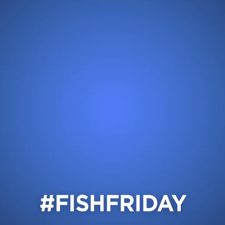 Image for the Tweet beginning: It's #FishFriday season! 🐟🕺  What's for