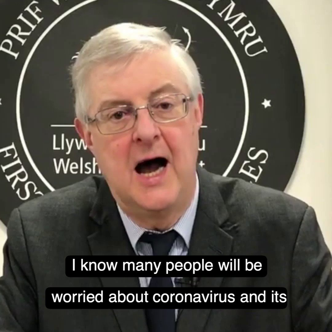 We are working hard to slow the spread of coronavirus in Wales. With your help, we will do this together.