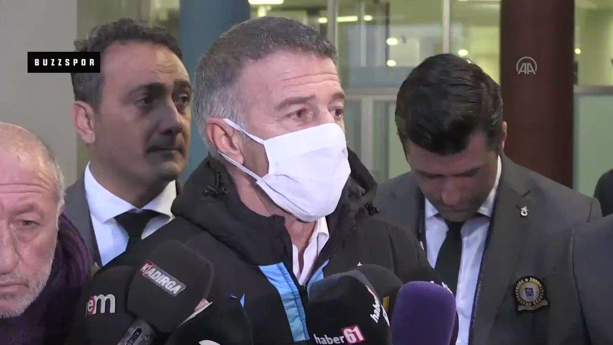 Ahmet Ağaoğlu: ''Öyle 1-2 kulübün ligler tatil edilsin demesi falan... Niye tatil edilsin? İki gün öncesine kadar gündemde böyle bir şey yokken, 3 gün içerisinde liglerin tamamen tatil edilmesi için doğan sebepler neler? Demek ki birileri bir şey bekliyor.'' https://t.co/bjRKSB01i6