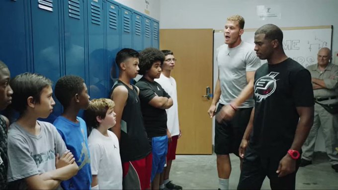 Happy Birthday to this bully, Blake Griffin.  It\s a shame we never got more episodes of BGCP3TV