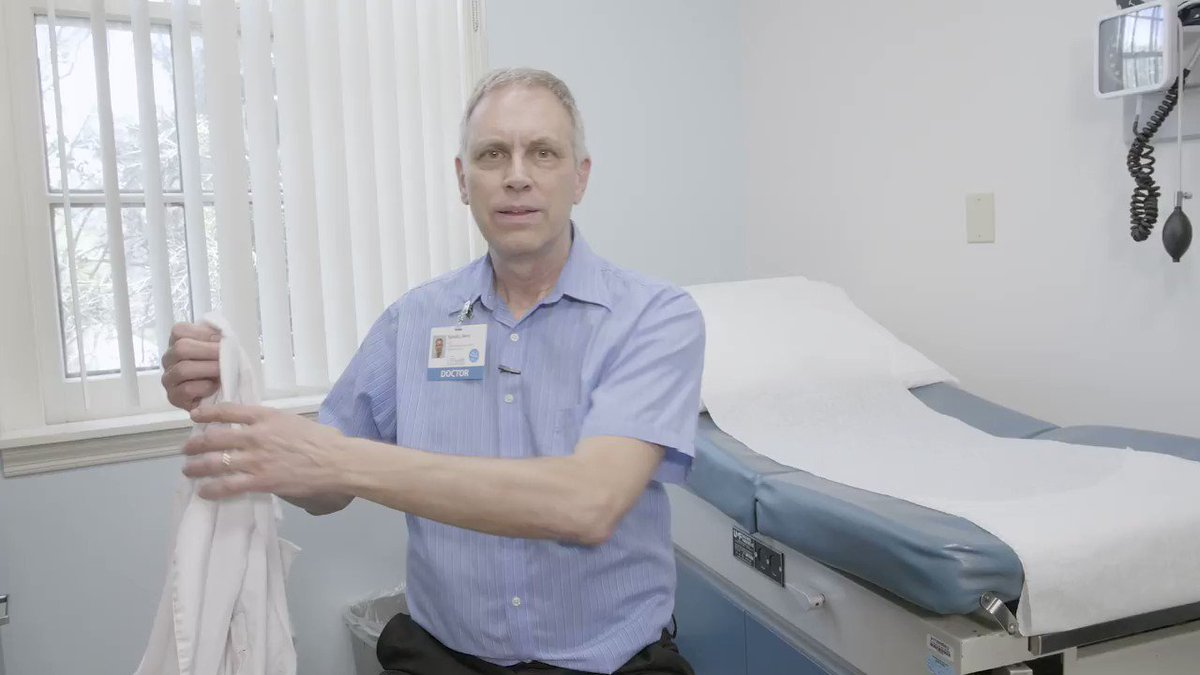 Social distancing explained by Dr. Ron Berry, Director of the @UF Student Health Care Center.