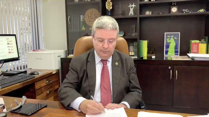 Acabo de encaminhar um ofício ao ministro da Economia, Paulo Guedes, solicitando a prorrogação da data