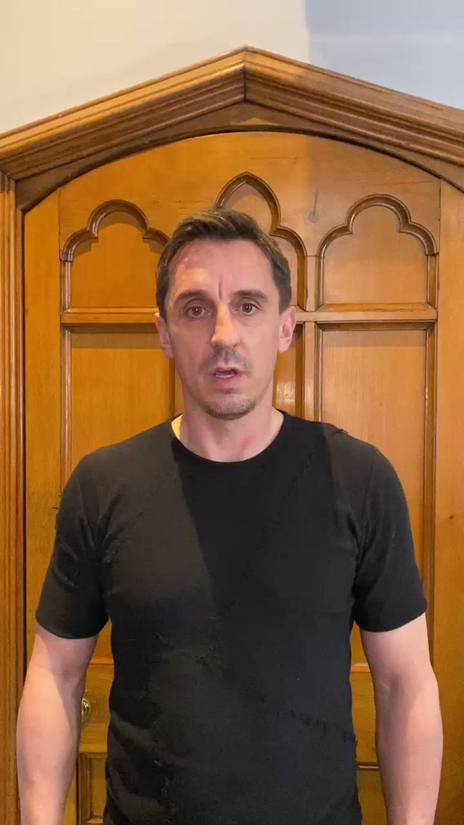 A message from our co-owner Gary Neville. @GNev2 @GG_Hospitality