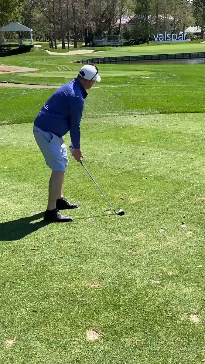 @maxhoma23 the best swing at the 2020 Valspar?
