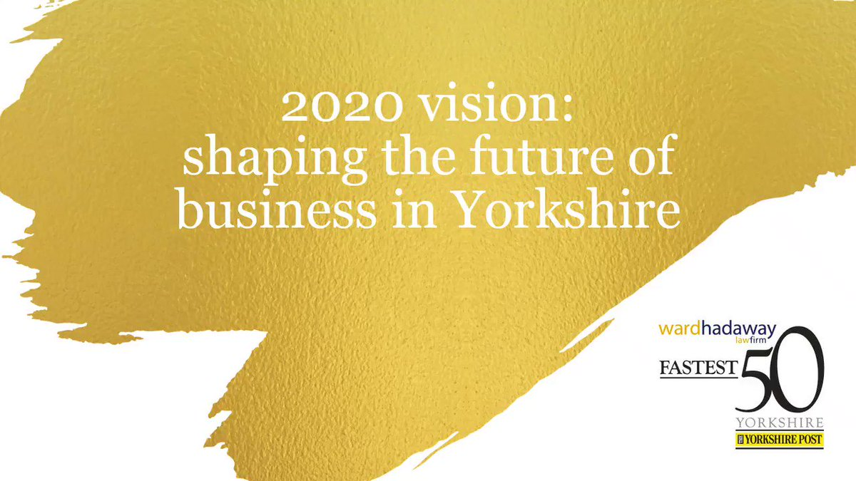 Dan Spencer of @TorsionGroup , one of our #Fastest50 companies, chats winning #business ways, as we release another of our #InConversationWith short films, recorded before the #Coronavirus outbreak #Yorkshire #2020vision #businessgrowth #fastgrowing