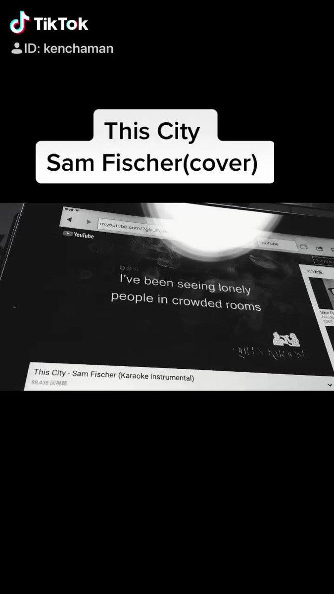 歌ってみました。#samfisher#thiscity