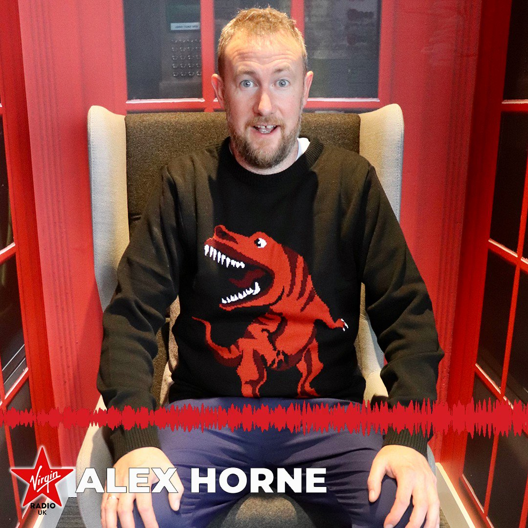 Can't wait for @AlexHorne to bring us #HomeTasking, starting this coming Monday at 9am on his YouTube and Twitter channel 🙌🏼  #ChrisEvansBreakfastShow #TaskMaster @taskmaster https://t.co/00xJiluFeD