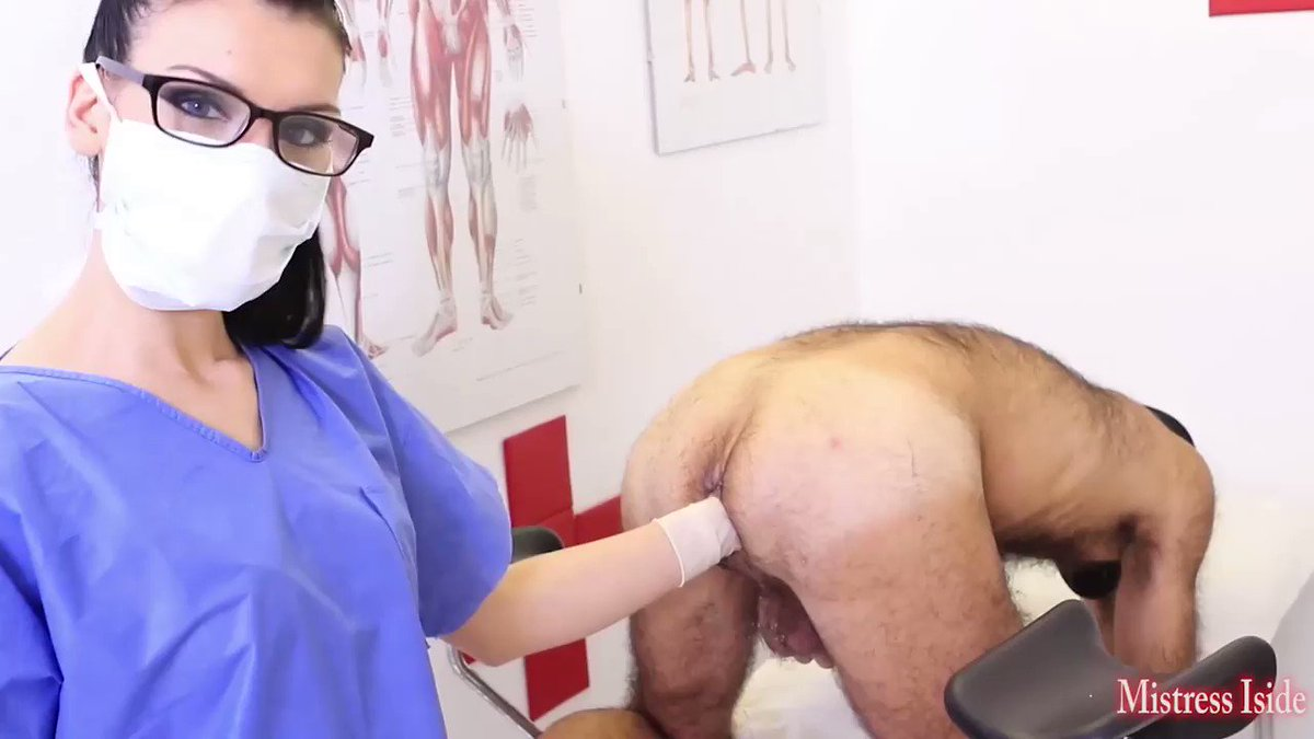 ANAL INSPECTION #MISTRESS_ISIDE #IMPERIAL #GODDESS #SUPERIOR #FISTING #MEDICALCLINICAL #ANALMASTURBATION #ROLEPLAY #MEDICAL #ANAL #MEDICALFETISH #FEMALEDOMINATION #BDSMVIDEO #DOMINATION #BDSM #EXTREMEDOMINATION @clips4sale @C4SUpdates clips4sale.com/96981