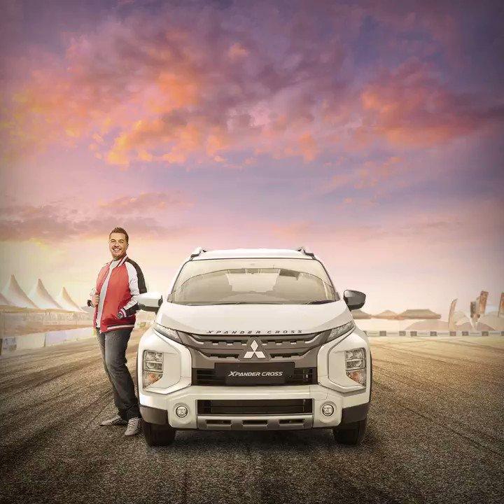 Sekarang #DirumahAja dulu, nanti kita #AyoGasTerus balap rally bareng @rifato, Setuju?  #MitsubishiMotors