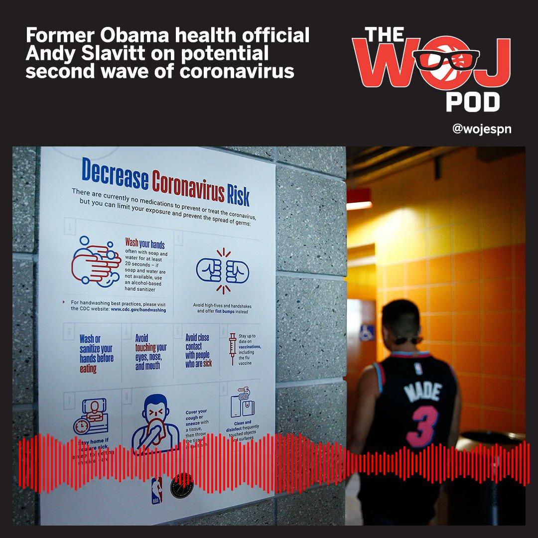 Full Woj Pod with @ASlavitt: open.spotify.com/episode/2Juuze…