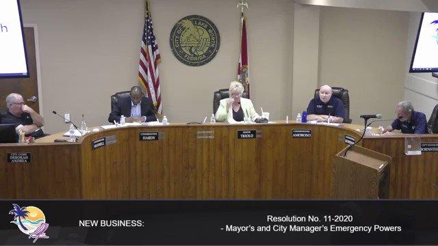 Coronavirus Florida: Lake Worth Beach city commission meeting turns ugly