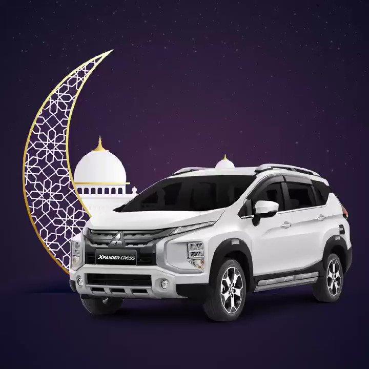 Selamat memperingati Isra Mi'raj 1441 bagi Mitsubishi Family yang merayakan.  Semoga menjadi hari yang lebih baik dan kita lebih dikuatkan dalam menghadapi situasi saat ini.  Stay safe and #DirumahAja ya! #MitsubishiMotors